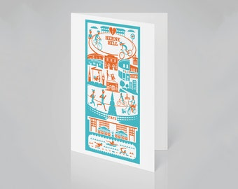 Herne Hill card