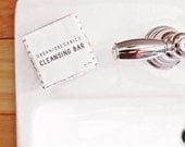 CLEANSING BAR // 'Simply Coconut' Shampoo & Soap Bar - - - Vegan ∙ Organic ∙ 100% Natural