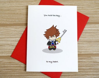 Sora Love Card