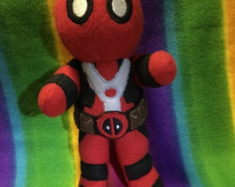 Deadpool Plush Plushie Toy