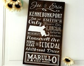 Anniversary Sign, Signs with Quotes, Important Dates Sign, Anniversary Gifts for Men