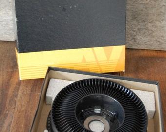 Kodak Ektagraphic universal slide tray - model 2 - Slide Carousel Reel In Box