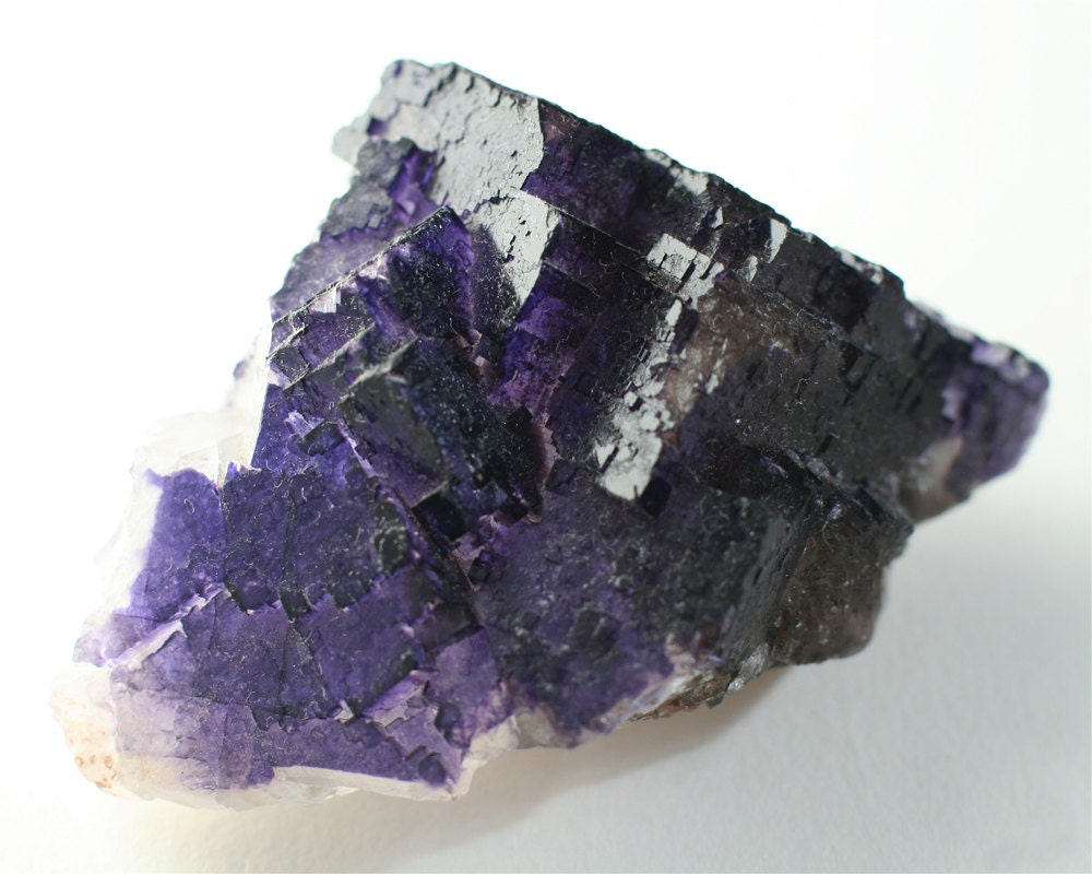 how to make fluorite crystals