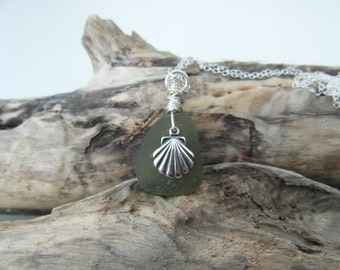 Sea Glass Necklaces