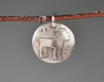 Goat totem-goat charm-goat-goat talisman-amulet-power animal-spirit animal