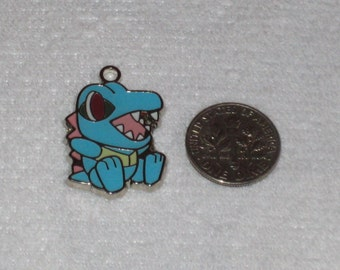 Totodile Pokemon Anime Charm Made Into What You Want