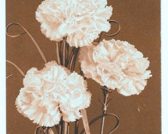 Mother's Day Carnations Postcard, c. 1910
