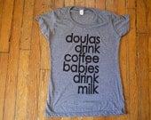 THE DOULA SHIRT / doula g...