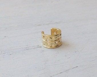 Ear Cuff,Earr cuff earrings,Gold Earring,Tiny Earring,Ear Cuff Gold,Gold Earring, No peircing