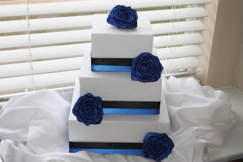 DIY Flower Decor Wedding Cake Flowers Cake Topper by