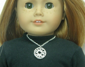 18 inch doll clothes AG doll clothes AG doll jewelry 18 inch doll jewelry necklace