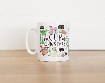 The Cup of Christmas - Secret Santa - Funny Christmas Mug - Gift for her - Gift for him
