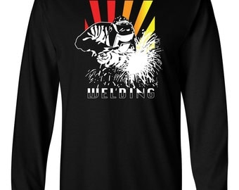 Welding Tee-by Kiss a Cow
