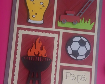 Spanish Father's Day Card