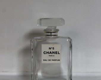 PRE-ORDER : Empty Chanel perfume bottles