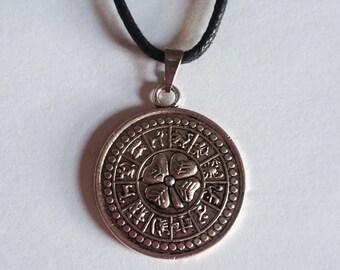 Signs of the Zodiac necklace