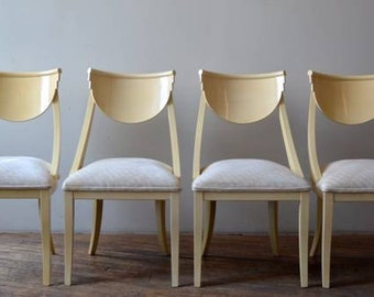 Chic Costantini Pietro Italian High-End Dining Chairs