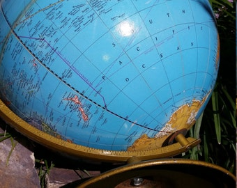 Cram's Imperial Classroom World Globe