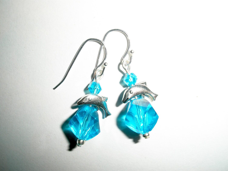 Dolphin Blue Crystal Earrings Ocean Themed Dangle Earrings. 1ct Diamond Earrings. Inverted Triangle Earrings. Metal Leaf Earrings. Plain Gold Earrings. Pearl Mikimoto Earrings. Multicolored Earrings. Reliquia Earrings. Blush Earrings