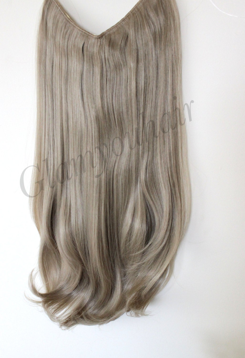 20-22 180g SECRET Syn HALO wire hair extension \/180