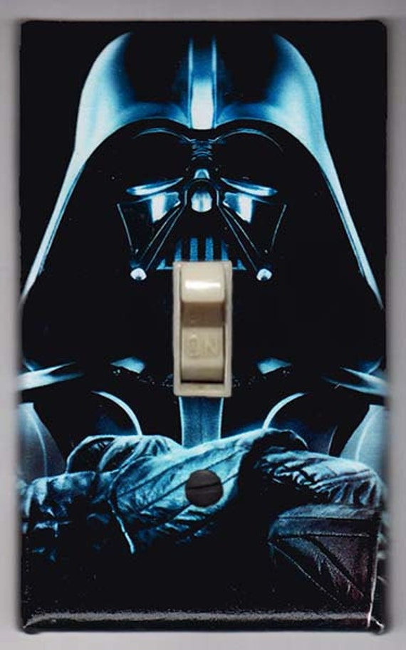Star Wars Light Switch Cover Darth Vader Rogue One Force