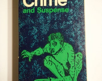 The Playboy Book of Crime and Suspense 1968 Vintage Mystery Paperback