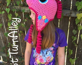 My Little Pony Inspired Hat