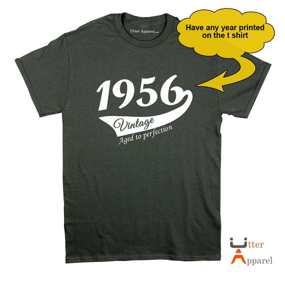 Birthday Gift For Men - Choose a Year between 1912-1980