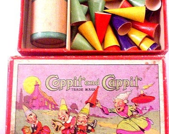 "1928 Spears ""Coppit & Cappit"" Game"