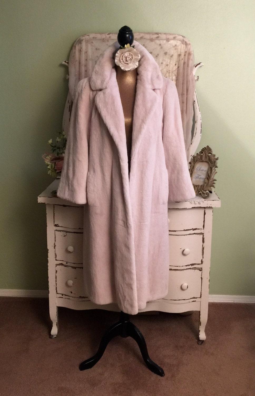 wei e geschert biber fell mantel beverly hills luxus pelz. Black Bedroom Furniture Sets. Home Design Ideas