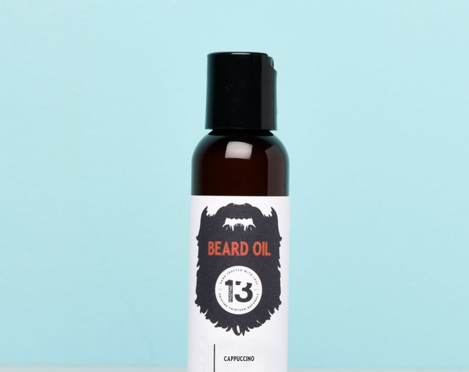 Cappuccino Beard Conditioning Oil