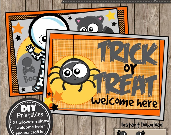 Decorating Ideas > Happylittlehenrys ~ 160801_Halloween Door Tricks