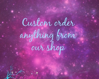 custom order anything from our shop custom order custom glasses custom yeti custom vinyl decals custom onsies custom iron on letters