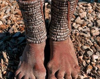 Himba Anklets/ Ankle Bracelets