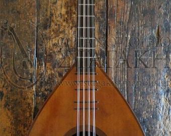 Greek Laouto (Lute) handmade l308