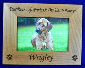 Loss Of Dog ~ Pet Loss Frame ~ Dog Frame ~ Pet Loss Gift ~ Engraved Pet Frame ~ Loss Of Pet Frame ~ Loss Of Cat ~ Pet Sympathy ~ Pet Loss ~