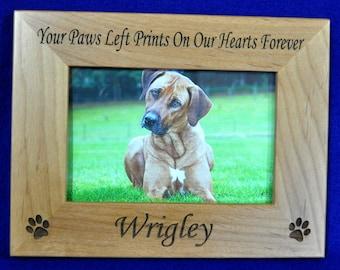 Loss Of Dog ~ Pet Loss Frame ~ Dog Frame ~ Pet Loss Gift ~ Engraved Pet Frame ~ Loss Of Pet Frame ~ Loss Of Cat ~ Pet Sympathy ~ Pet Loss ~
