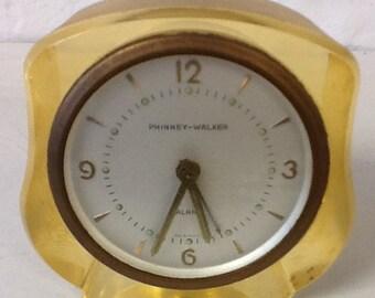 Phinney-walker vintage alarm clock