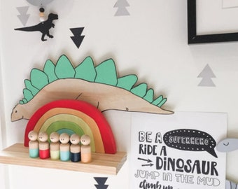 Be a Superhero, Boys Room, Monochrome Print, Kids Decor, Wall Art