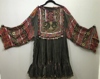 Dress Wedding Middle Eastern Woman's Pendants Buttons Embroidery Handmade Pendant Beads Button Pendants Wedding Dress Tribal Women Unique