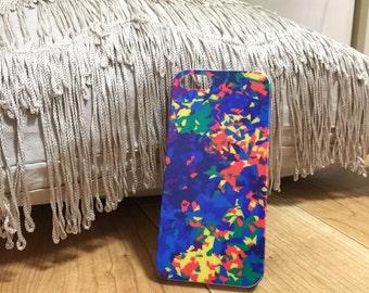 Sale : iPhone5 iPhone5s iPhoneSE Original art iPhone case