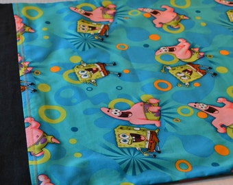 Sponge Bob Pillowcase