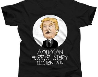 Donald Trump Shirt Election 2016 Republican Tshirt Trump 2016 President T-Shirt The Donald Trump For President Donald Trump 2016 Hell Toupee