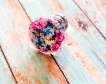 Decorative Knobs ~ Cottage Dresser ~ Magnolia Market ~ Girls Dresser Knobs ~ Farmhouse Kitchen Drawer Pulls ~ Pink Drawer Knobs ~ Nursery