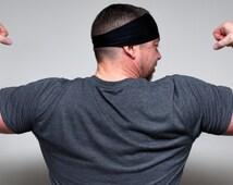 Men's Headband   Sports Headband   Workout Headband   Fitness Headband   Athletic Headband   Sweat headband
