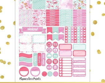 TEDDY BEARS  PRINTABLE Planner Stickers | Instant Download | Pdf and Jpg Format
