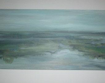 Salt Marsh Shore