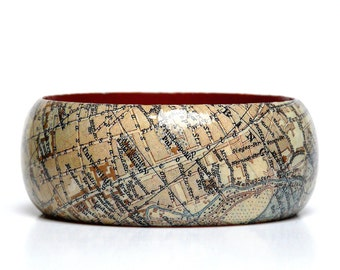 Bangles Munich 1928 city map