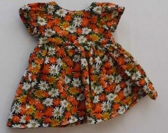 Sunflower Dress & Bow
