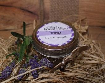 Tranquil Sugar Scrub (Lavender & Vanilla)